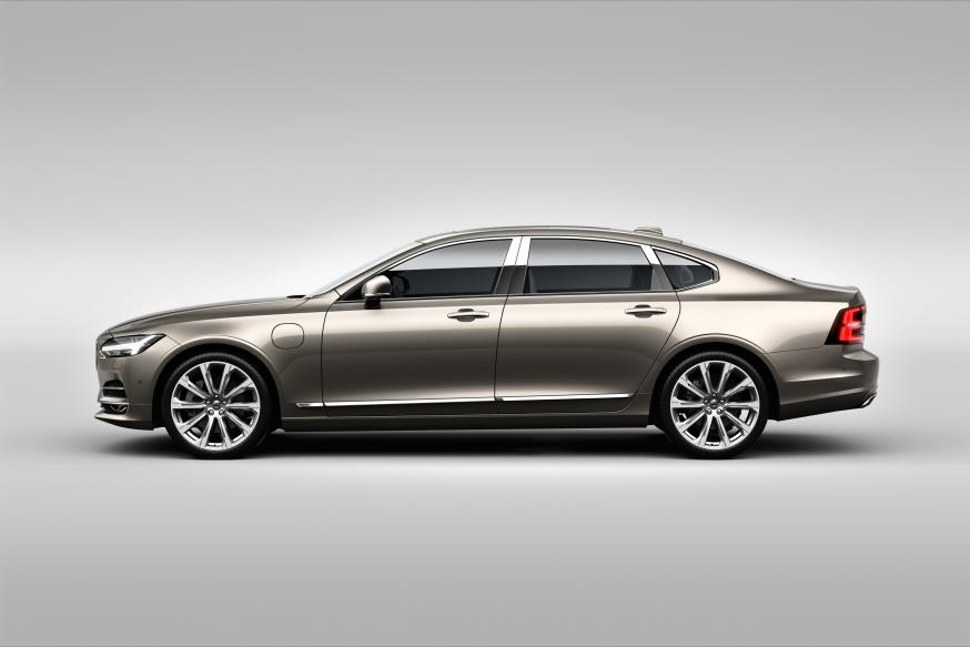 Zweedse luxe to the max: de Volvo S90L Excellence