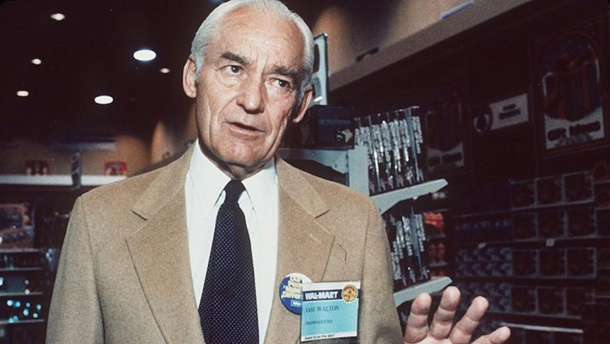 sam walton management style There is only one boss-the customer and he can fire everybody in the company from the chairman on down, simply by spending his money somewhere else -sam walton part pt barnum, part billy graham, sam walton single-handedly built wal-mart into the biggest retailer in the world, transforming the.