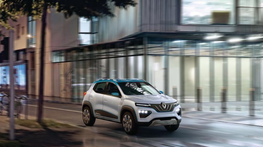 Dit zijn de elektrische ambities van Renault...