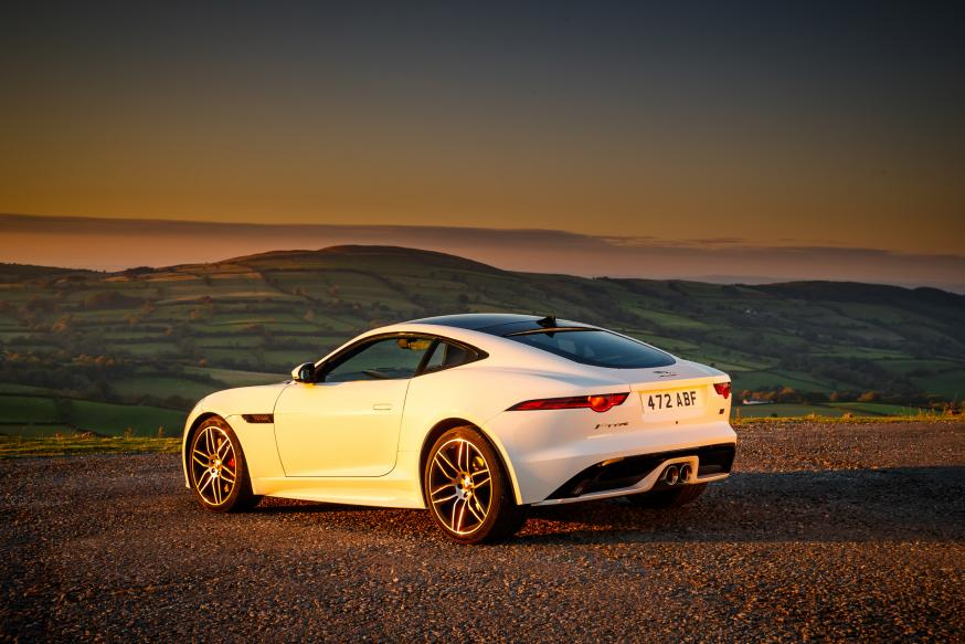 Jaguar komt met F-TYPE Chequered Flag Limited Edition