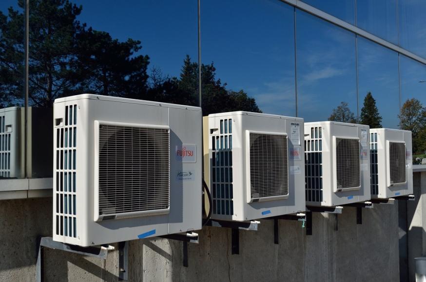 airco's, Klimaatakkoord, klimaatprobleem, klimaat, Klimaatverbond Nederland, airco's zorgen voor klimaatprobleem