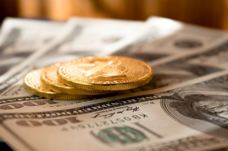 Bitcoin, koers Bitcoin, koers, valuta, cryptovaluta, cryptomunt, koers Bitcoin stijgt
