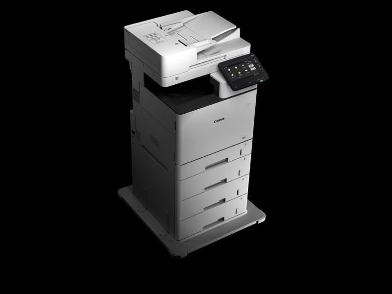 canon, canon europe, imageRUNNER C1530, printerlijn, hybride werkomgeving, covid-19, printer