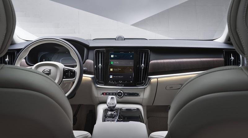 Volvo, Volvo 90-serie, Volvo upgrade, automotive, upgrade, Volvo modeljaar 2022, auto
