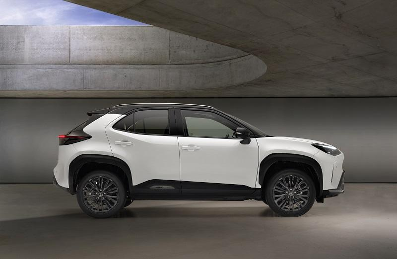 Toyota, automotive, Toyota Yaris Cross Adventure, Yaris Cross Adventure, hybride aandrijving, hybride