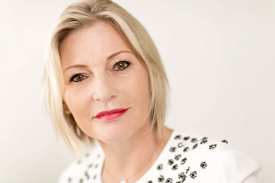 Ondernemer, publicist en spreker Anne-Marie Rakhorst