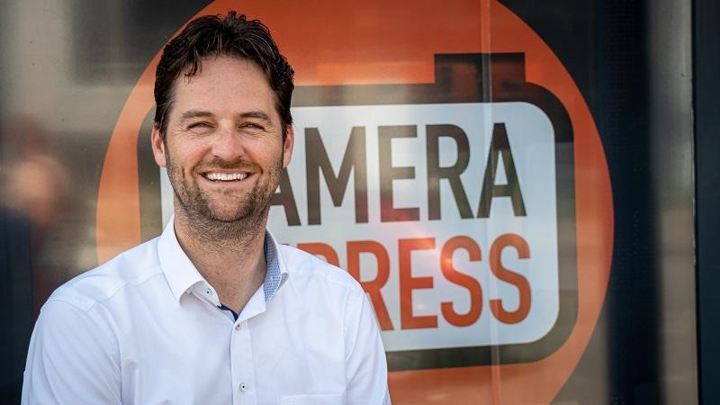 Kamera Express, Foto Gregor Groep, Duitsland, Benelux, overname, fotospecialist, videospecialist