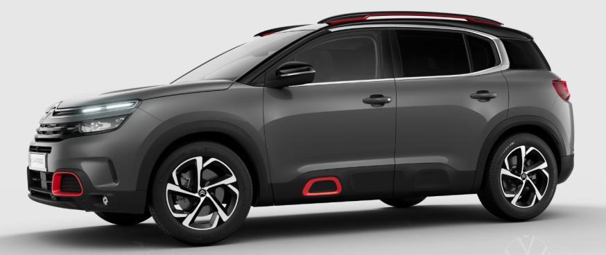 Dit kost de nieuwe SUV Citroën C5 Aircross