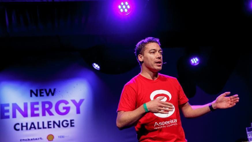 Nederlandse Asperitas wint internationale startupwedstrijd Shell