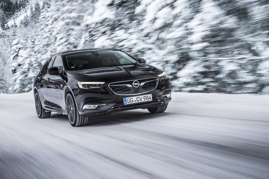 LED-verlichting Opel past zich aan verkeerssituatie aan