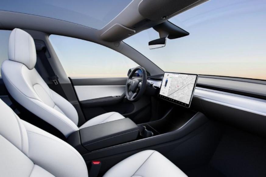 Model Y Twitter: Tesla Model Y Gelanceerd In Amerika