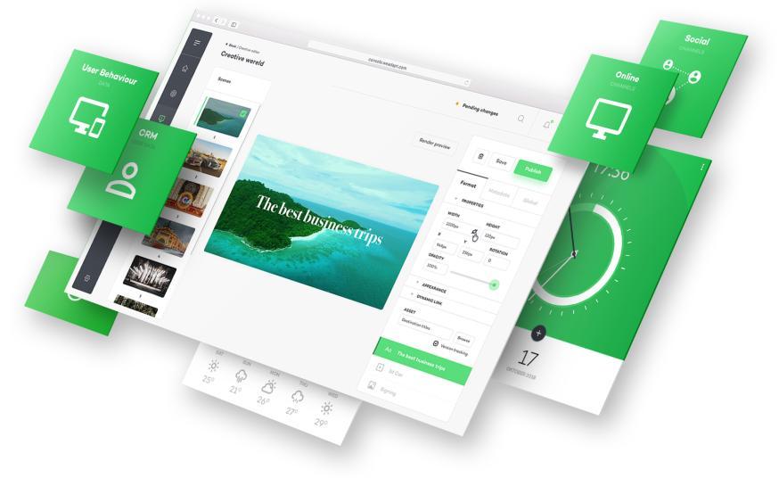 Startup We Adapt lanceert cloud editor