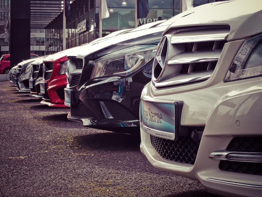 tweedehands auto's