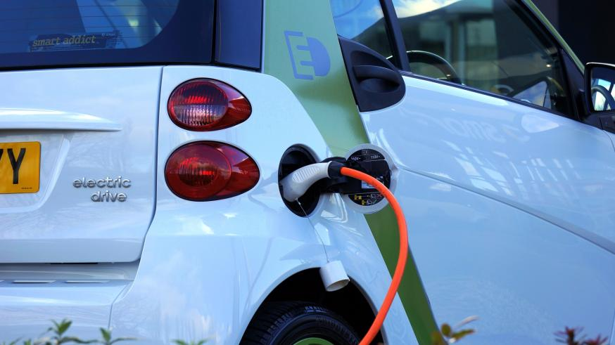 elektrische auto's