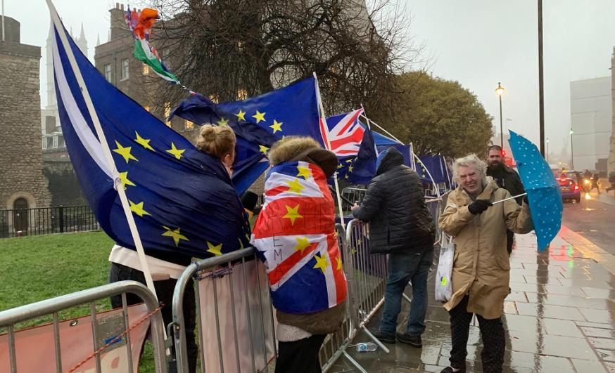 Brexit, no deal-Brexit, Verenigd Koninkrijk, Engeland, Frankrijk, europese unie