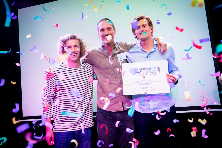 Deze startups gaan toerisme in Amsterdam verduurzamen