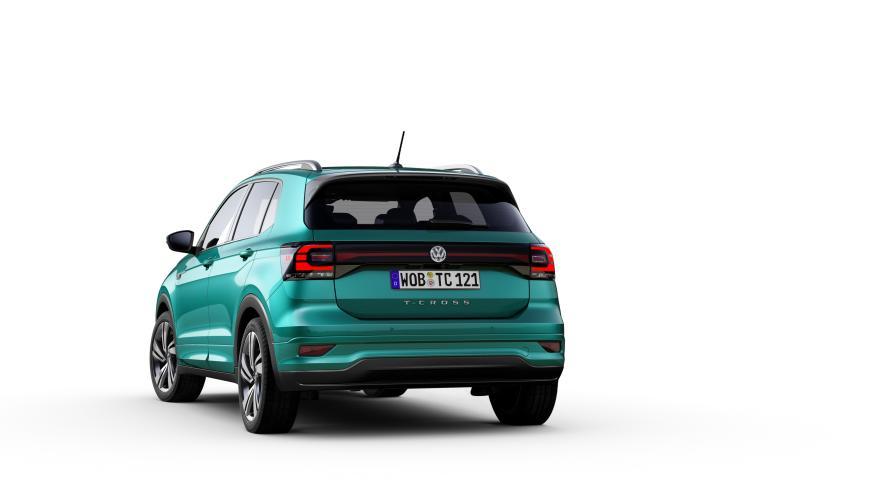 Daar is hij dan: de Volkswagen T-Cross